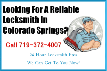 Locksmith Colorado Springs 350